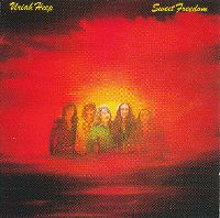 Cover Uriah Heep - Sweet Freedom