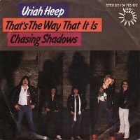 Cover Uriah Heep - That's The Way That It Is
