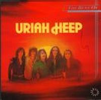 Cover Uriah Heep - The Best Of