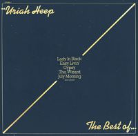 Cover Uriah Heep - The Best Of Uriah Heep