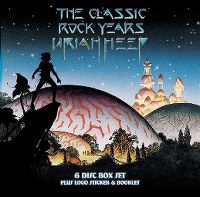 Cover Uriah Heep - The Classic Rock Years