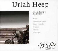 Cover Uriah Heep - The Definitive Collection