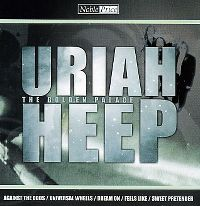 Cover Uriah Heep - The Golden Palace