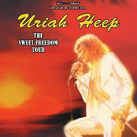 Cover Uriah Heep - The Sweet Freedom Tour
