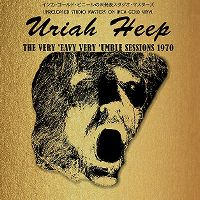 Cover Uriah Heep - The Very 'Eavy Very' Umble Sessions 1970