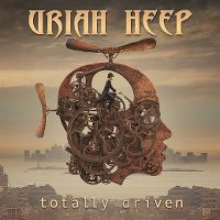 Cover Uriah Heep - Totally Driven