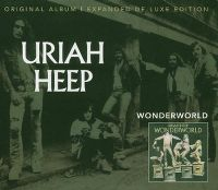 Cover Uriah Heep - Wonderworld