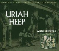 Cover Uriah Heep - Wonderworld