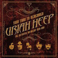Cover Uriah Heep - Your Turn To Remember - The Definitive Anthology 1970-1990