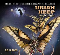 Cover Uriah Heep feat. John Lawton - Magic Night