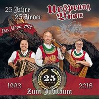 Cover Ursprung Buam - 25 Jahre - 25 Lieder