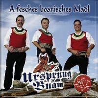 Cover Ursprung Buam - A fesches boarisches Madl