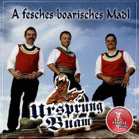 Cover Ursprung Buam - A fesches boarisches Madl