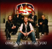 Cover US5 - One Night With You