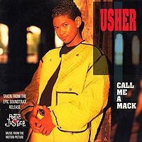 Cover Usher - Call Me A Mack
