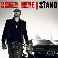 Cover Usher - Here I Stand