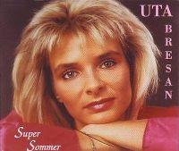 Cover Uta Bresan - Super Sommer