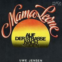 Cover Uwe Jensen - Mama Leone