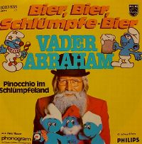 Cover Vader Abraham - Bier, Bier, Schlümpfe-Bier