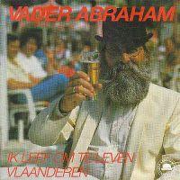 Cover Vader Abraham - Ik leef om te leven
