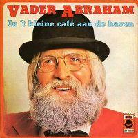 Cover Vader Abraham - In 't kleine café aan de haven