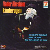 Cover Vader Abraham - Kinderogen