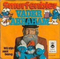 Cover Vader Abraham - Smurfenbier