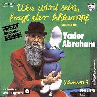 Cover Vader Abraham - Was wird sein, fragt der Schlumpf