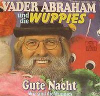 Cover Vader Abraham und die Wuppies - Gute Nacht