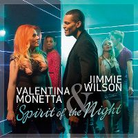 Cover Valentina Monetta & Jimmie Wilson - Spirit Of The Night