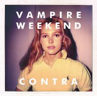 Cover Vampire Weekend - Contra