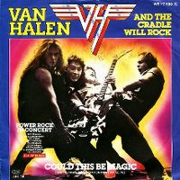 Cover Van Halen - And The Cradle Will Rock...
