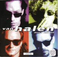 Cover Van Halen - Don't Tell Me