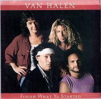 Cover Van Halen - Finish What Ya Started
