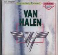Cover Van Halen - Live & Alive