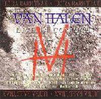 Cover Van Halen - Live In Concert (Ultra Rare Trax)