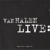 Cover Van Halen - Live: Right Here, Right Now