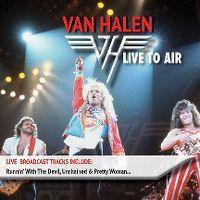 Cover Van Halen - Live To Air