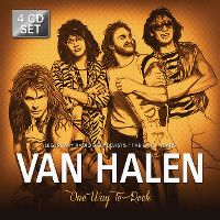 Cover Van Halen - One Way To Rock - Legendary Radio Broadcast / The Early Years