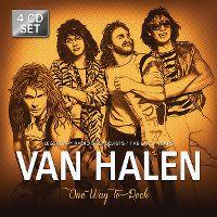 Cover Van Halen - One Way To Rock - Legendary Radio Broadcast / The Early Years