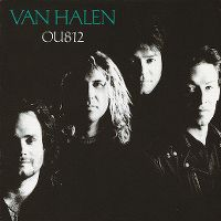 Cover Van Halen - OU 812