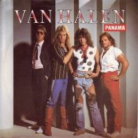 Cover Van Halen - Panama