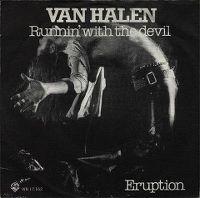 Cover Van Halen - Runnin' With The Devil