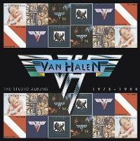 Cover Van Halen - The Studio Albums 1978-1984
