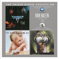 Cover Van Halen - The Triple Album Collection