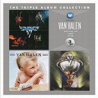 Cover Van Halen - The Triple Album Collection