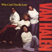 Cover Van Halen - Why Can't This Be Love