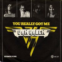 Cover Van Halen - You Really Got Me
