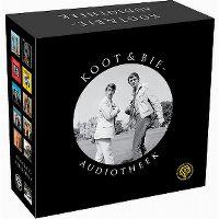 Cover Van Kooten & De Bie - Koot & Bie audiotheek
