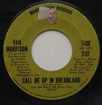 Cover Van Morrison - Call Me Up In Dreamland